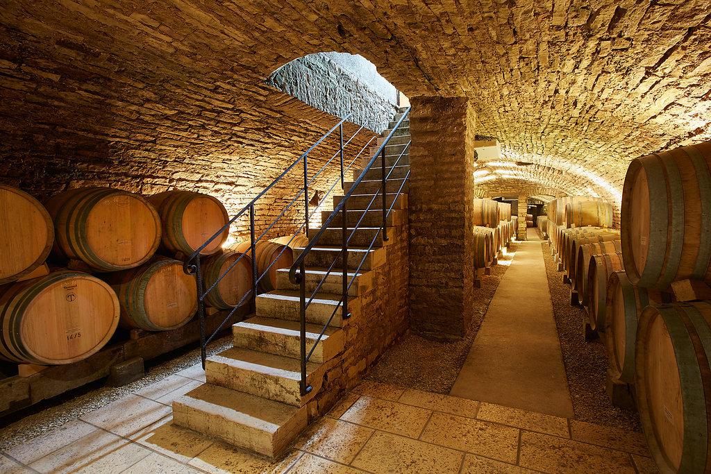 Cave des Pinot Noir - Jacques Prieur