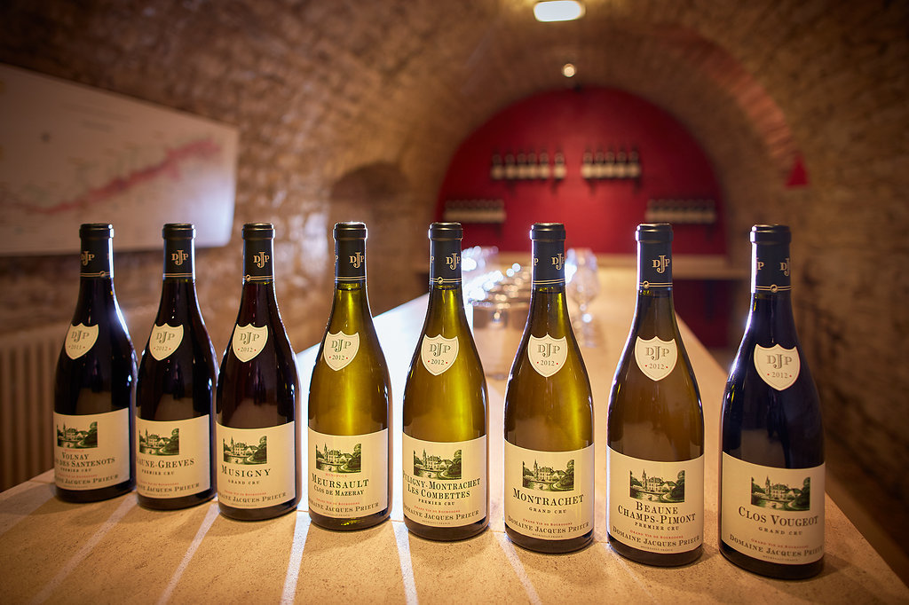 Domaine Jacques Prieur Collection