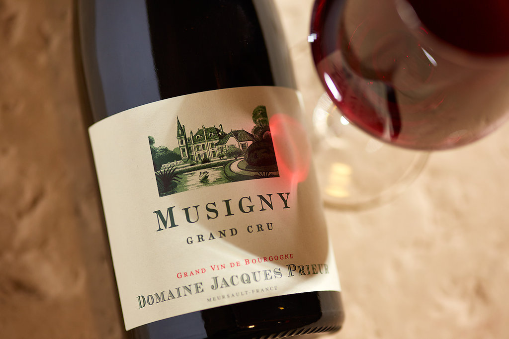 Domaine Jacques Prieur Musigny