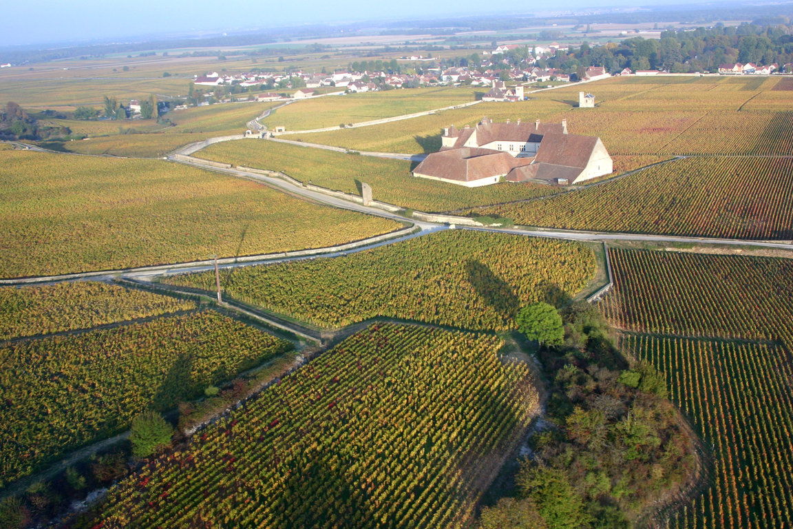 Domaine Jacques Prieur Clos Vougeot and Musigny