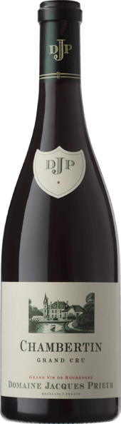 Jacques Prieur Chambertin Grand Cru Bouteille